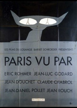 PARIS VU PAR movie poster