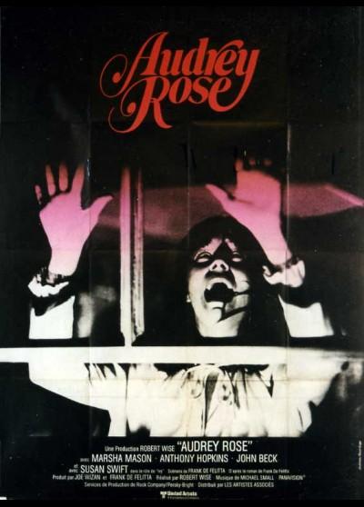 affiche du film AUDREY ROSE