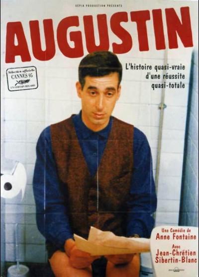 affiche du film AUGUSTIN