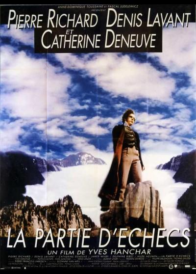 PARTIE D'ECHECS (LA) movie poster