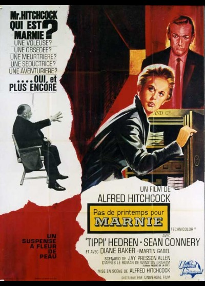 MARNIE movie poster