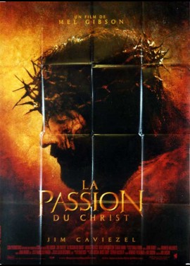 affiche du film PASSION DU CHRIST (LA)