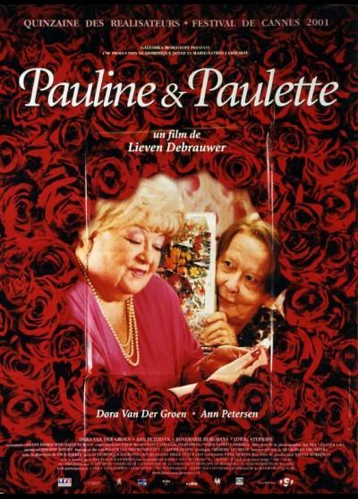 affiche du film PAULINE ET PAULETTE