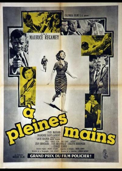 A PLEINES MAINS movie poster