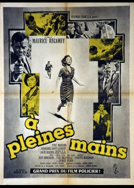 A PLEINES MAINS movie poster
