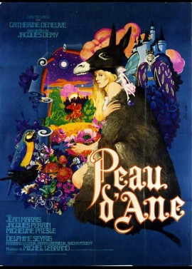 PEAU D'ANE movie poster