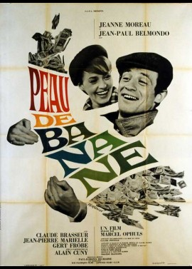 PEAU DE BANANE movie poster