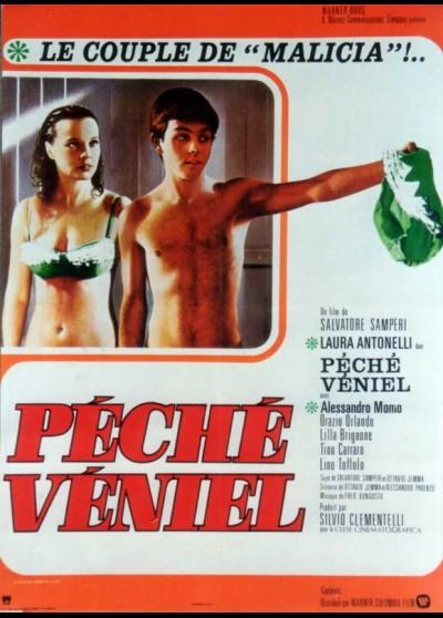affiche du film PECHE VENIEL