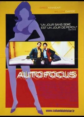 AUTO FOCUS movie poster