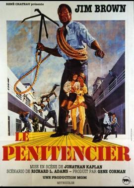 affiche du film PENITENCIER (LE)