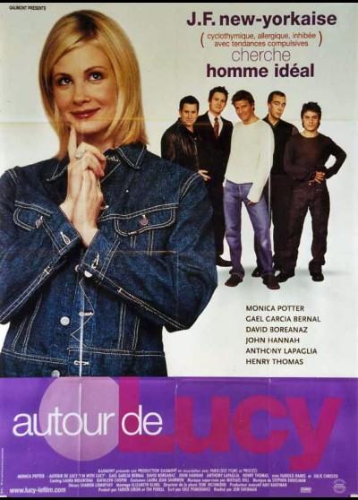 affiche du film AUTOUR DE LUCY