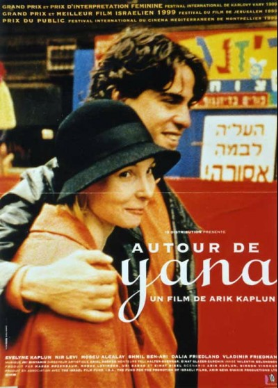 affiche du film AUTOUR DE YANA