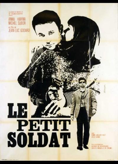 affiche du film PETIT SOLDAT (LE)