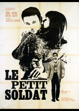 PETIT SOLDAT (LE) movie poster