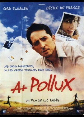 affiche du film A PLUS POLLUX