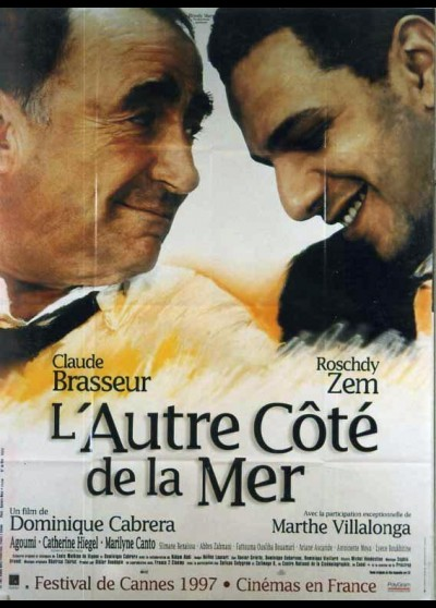AUTRE COTE DE LA MER (L') movie poster
