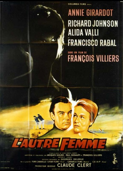 affiche du film AUTRE FEMME (L')