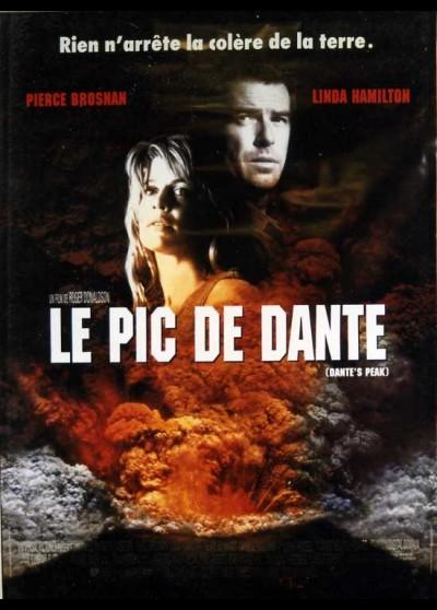 DANTE'S PEAK movie poster