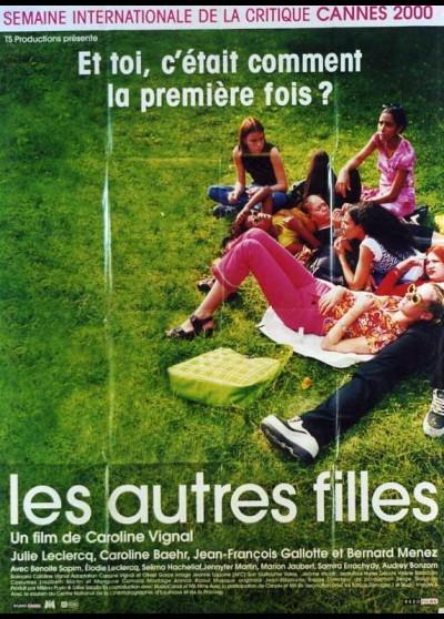 affiche du film AUTRES FILLES (LES)