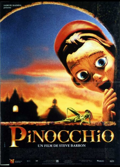 ADVENTURES OF PINOCCHIO (THE) movie poster