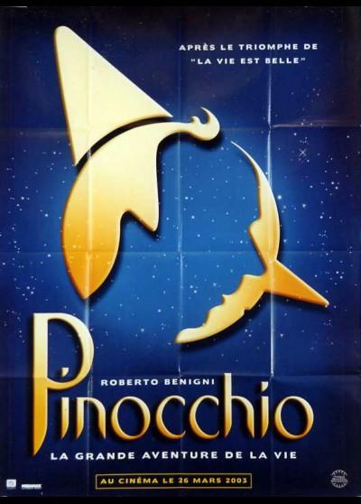 PINOCCHIO movie poster
