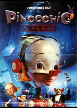 PINOCCHIO 3000 movie poster