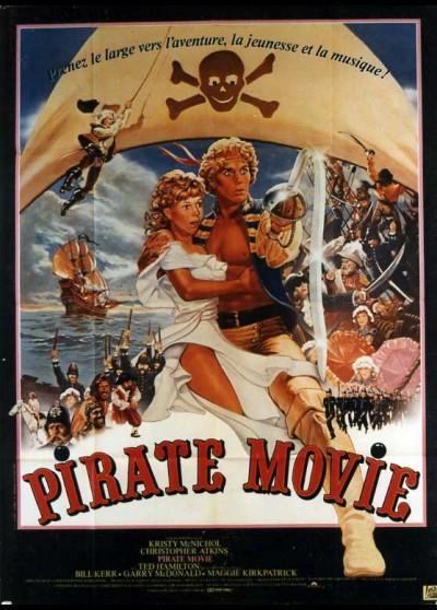 PIRATE MOVIE (THE) movie poster