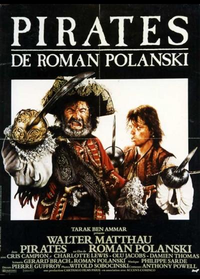 PIRATES movie poster
