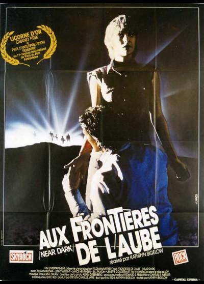 affiche du film AUX FRONTIERES DE L'AUBE