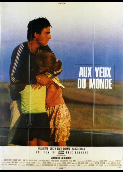 affiche du film AUX YEUX DU MONDE