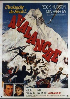AVALANCHE movie poster