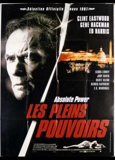 affiche du film PLEINS POUVOIRS (LES)
