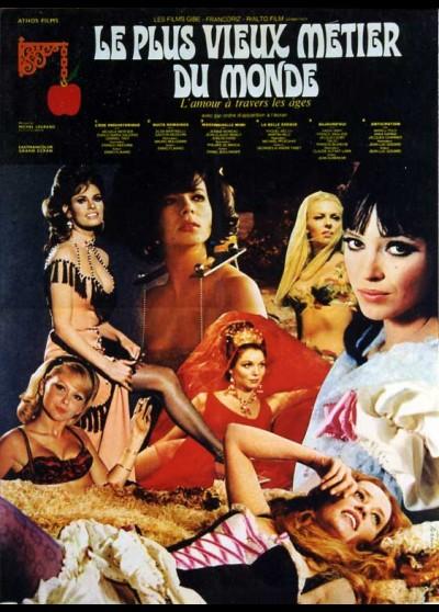 PLUS VIEUX METIER DU MONDE (LE) movie poster