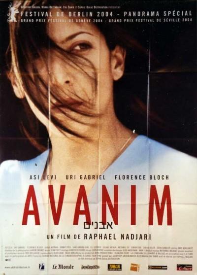 affiche du film AVANIM