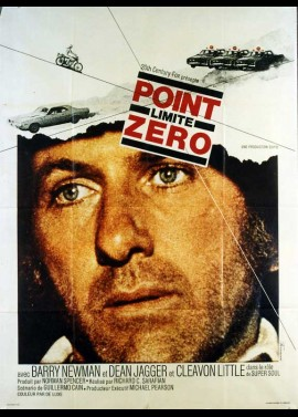 affiche du film POINT LIMITE ZERO