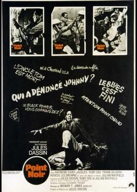 affiche du film POINT NOIR