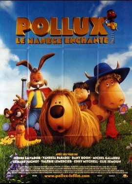 THE MAGIC ROUNDABOUT movie poster