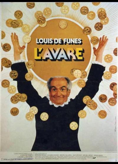 affiche du film AVARE (L')