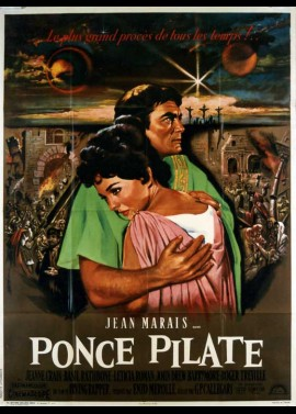 PONZIO PILATO / PONTIUS PILATE movie poster