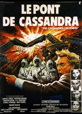 CASSANDRA CROSSING (THE) movie poster