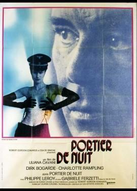affiche du film PORTIER DE NUIT