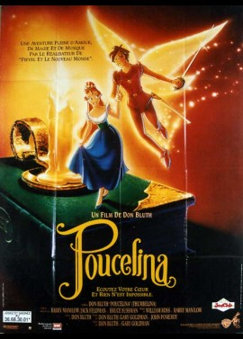 THUMBELINA movie poster