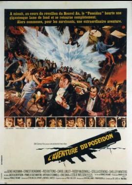 POSEIDON ADVENTURE (THE) movie poster