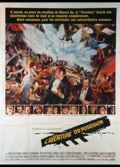 affiche du film AVENTURE DU POSEIDON (L')