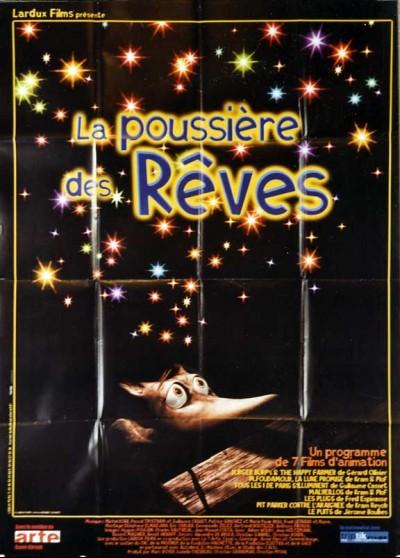 POUSSIERE DES REVES (LA) movie poster