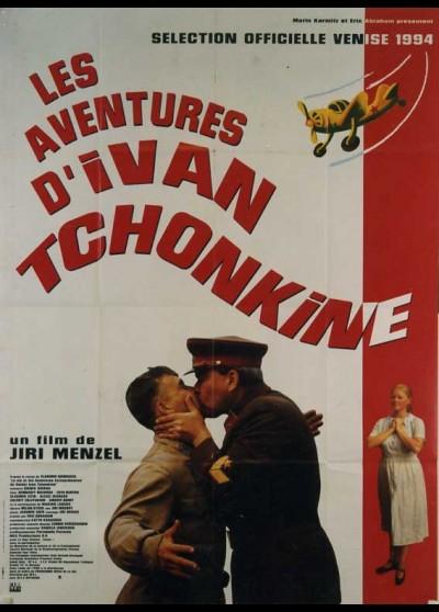 affiche du film AVENTURES D'IVAN TCHONKINE (LES)
