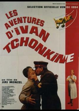 ZIVOT A NEOBYCEJNA DOBRODRUZSTVI VOJAKA IVANA CONKINA movie poster