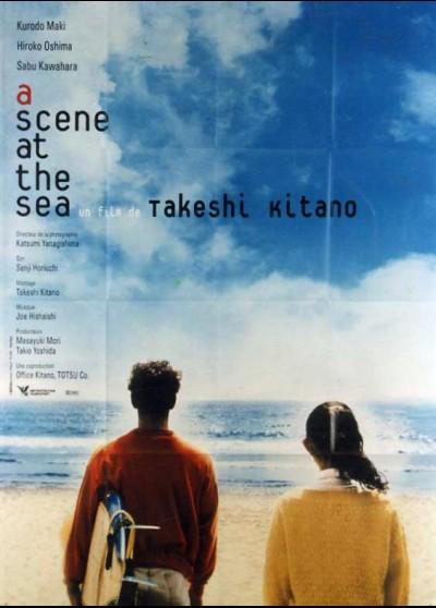 affiche du film A SCENE AT THE SEA