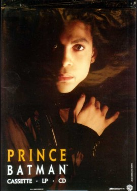 BATMAN / PRINCE movie poster