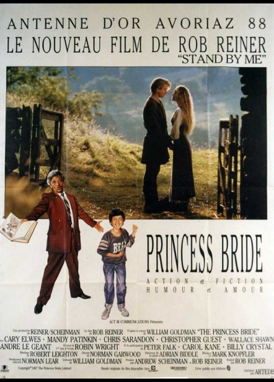 PRINCESS BRIDE (THE) movie poster